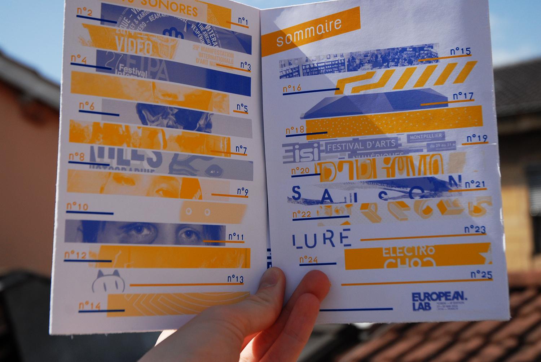 FESTIVAUX - le projet par Quentin Degrange, designer graphique freelance