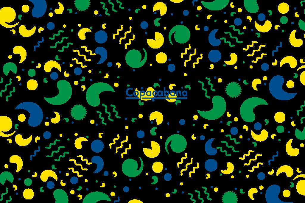 Projet réalisé par Quentin Degrange, designer graphique freelance, lors des Olympiades des Métiers Nationales à Strasbourg en 2015 en catégorie Arts Graphiques pré-presse. Projet Copacabana pour Swatch